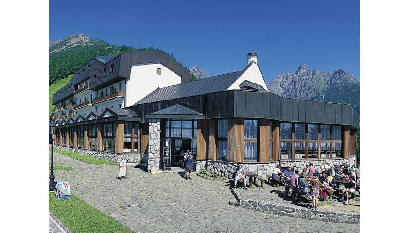 Horský hotel SOREA HREBIENOK, Zdroj: Sorea.sk