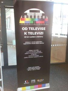 Od televize k televizi, foto: i-Senior.cz