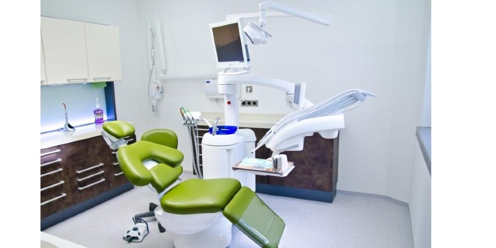 Ordinace zubní kliniky Louda, zdroj: Zubní klinika Louda
