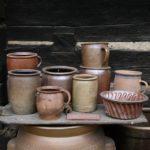 keramika, nádobí, kameninové nádobí