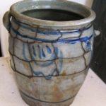 keramika, staré nádobí