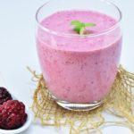jogurtový nápoj, milkshake